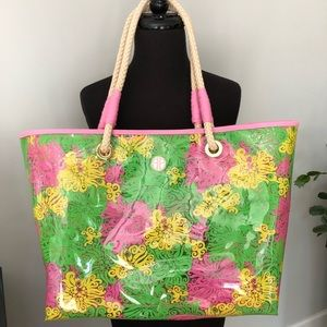 NEW Lilly Pulitzer Tote